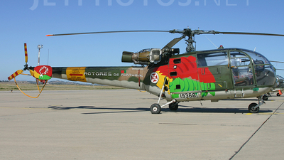 19368 - Aérospatiale SA 316B Alouette III - Portugal - Air Force