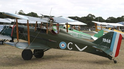 VH-CIC - Canning SE.5 Replica - Private