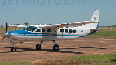 LV-ZTW - Cessna 208 Caravan - Private
