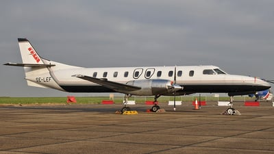 SE-LEF - Fairchild SA227-AC Metro III - International Business Air (IBA)