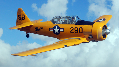 N89014 - North American SNJ-5 Texan - Commemorative Air Force