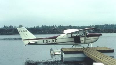 LN-IKG - Cessna 172C Skyhawk - Private
