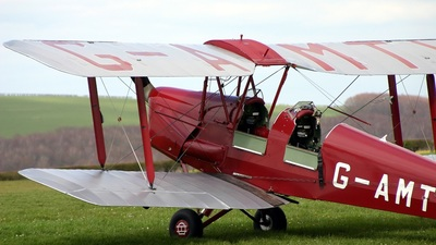 A picture of GAMTV - De Havilland DH82 Tiger Moth - [3858] - © hjcurtis