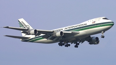 N479EV - Boeing 747-132(SF) - Evergreen International Airlines