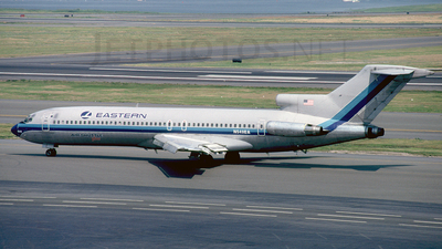 N549EA - Boeing 727-254 - Eastern Air Lines