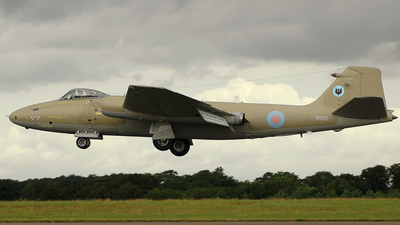 XH135 - English Electric Canberra PR.9 - United Kingdom - Royal Air Force (RAF)