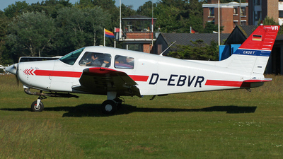 A picture of DEBVR - Piper PA28161 Cadet - [2841172] - © Marius Hoepner