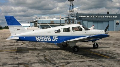 N988JF - Piper PA-28-181 Archer III - Private