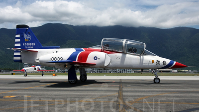 0839 - AIDC AT-3 Tzu Chiang - Taiwan - Air Force