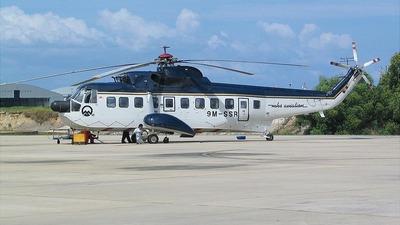 9M-SSR - Sikorski S-61 - MHS Aviation