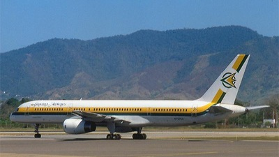 N757GA - Boeing 757-28A - Guyana Airways