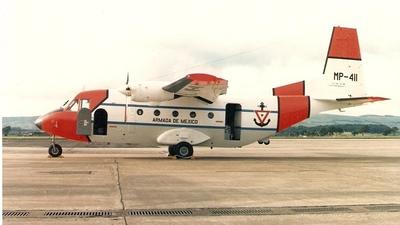 MP-411 - CASA C-212-200 Aviocar - Mexico - Navy
