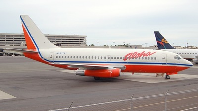 N252TR - Boeing 737-228(Adv) - Aloha Airlines
