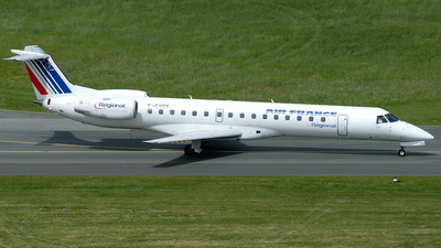 F-GVGS - Embraer ERJ-145MP - Air France (Régional Compagnie Aerienne)
