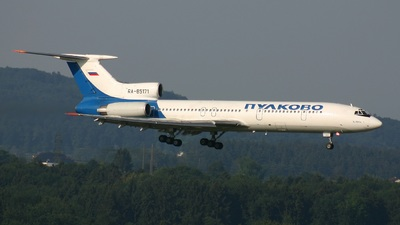 RA-85171 - Tupolev Tu-154M - Pulkovo Aviation Enterprise