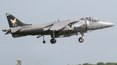 ZD407 - British Aerospace Harrier GR.7 - United Kingdom - Royal Air Force (RAF)