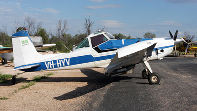 VH-HYV - Cessna A188B-A1 Ag Truck - Private
