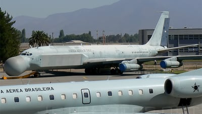 904 - Boeing 707-385C - Chile - Air Force
