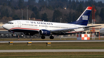 N309AW - Boeing 737-3G7 - US Airways (America West Airlines)
