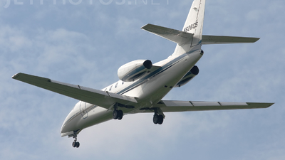 N626CS - Cessna 680 Citation Sovereign - Private