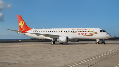 B-3152 - Embraer 190-100LR - Tianjin Airlines