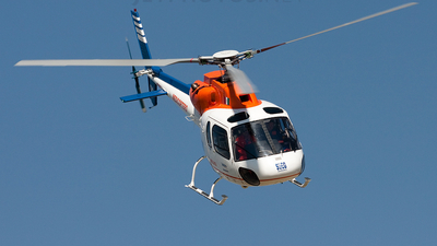 XC-JCB - Eurocopter AS 355F1 TwinStar - Mexico - Government