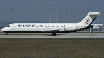SX-BOA - Boeing 717-2K9 - Olympic Airlines