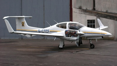 A picture of GCTCF - Diamond DA42 Twin Star -  - © mark empson