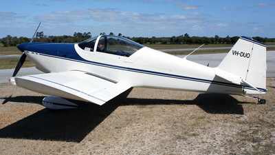 VH-DUO - Vans RV-6 - Private