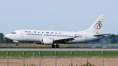 EC-KHI - Boeing 737-33A - Olympic Airlines (Hola Airlines)