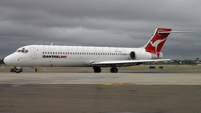 VH-VQA - Boeing 717-2BD - QantasLink (Impulse Airlines)