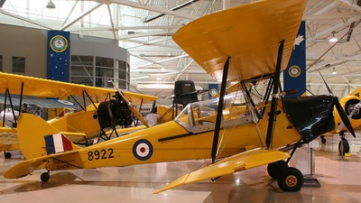 C-GCWT - De Havilland DH-82C Tiger Moth - Canada - Royal Canadian Air Force (RCAF)