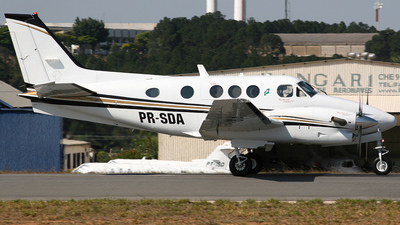 A picture of PRSDA - Beech C90GT King Air - [LJ1770] - © JAKA