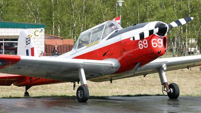 A picture of GBYSJ - De Havilland Canada DHC1 Chipmunk - [C1/0021] - © Jeroen Stroes