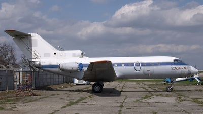 040 - Yakovlev Yak-40 - Poland - Air Force