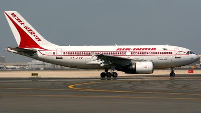 VT-EVX - Airbus A310-308 - Air India