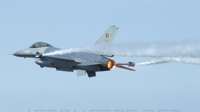 FA-131 - General Dynamics F-16AM Fighting Falcon - Belgium - Air Force