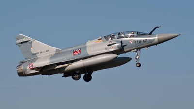 525 - Dassault Mirage 2000D - France - Air Force