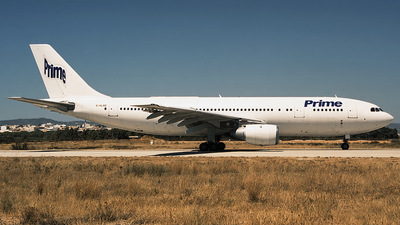 G-HLAD - Airbus A300B4-203 - Prime Airlines