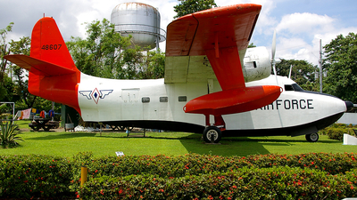 48607 - Grumman HU-16B Albatross - Philippines - Air Force