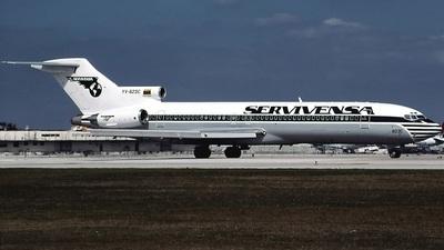 YV-823C - Boeing 727-2D3(Adv) - Servivensa