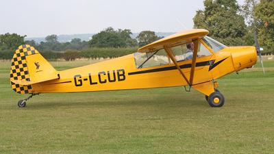 A picture of GLCUB - Piper L18C Super Cub - [181631] - © perry harris