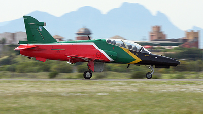 271 - British Aerospace Hawk 100 - South Africa - Air Force