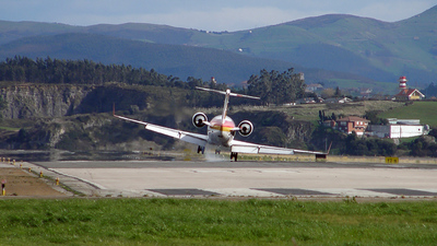EC-JCM - Bombardier CRJ-200ER - Iberia Regional (Air Nostrum)