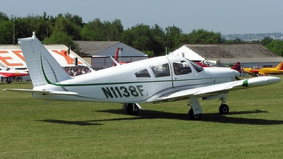 N1138F - Piper PA-28R-200 Cherokee Arrow - Private