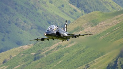XX323 - British Aerospace Hawk T.1A - United Kingdom - Royal Air Force (RAF)