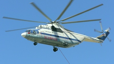 EW-232TF - Mil Mi-26T Halo - Scorpion International Services