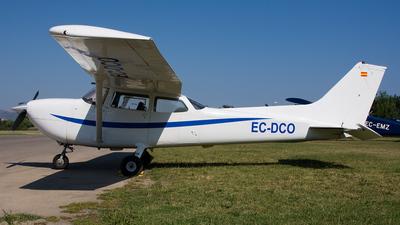 A picture of ECDCO - Cessna FR172K - [0604] - © Jeroen Zetz
