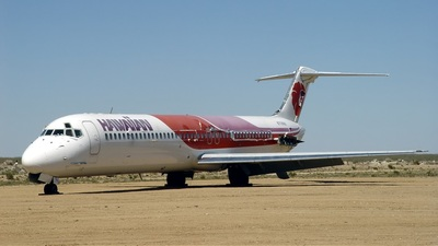 N709HA - McDonnell Douglas DC-9-51 - Hawaiian Airlines