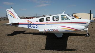 VH-ILG - Beechcraft A36 Bonanza - Hemples Aviation